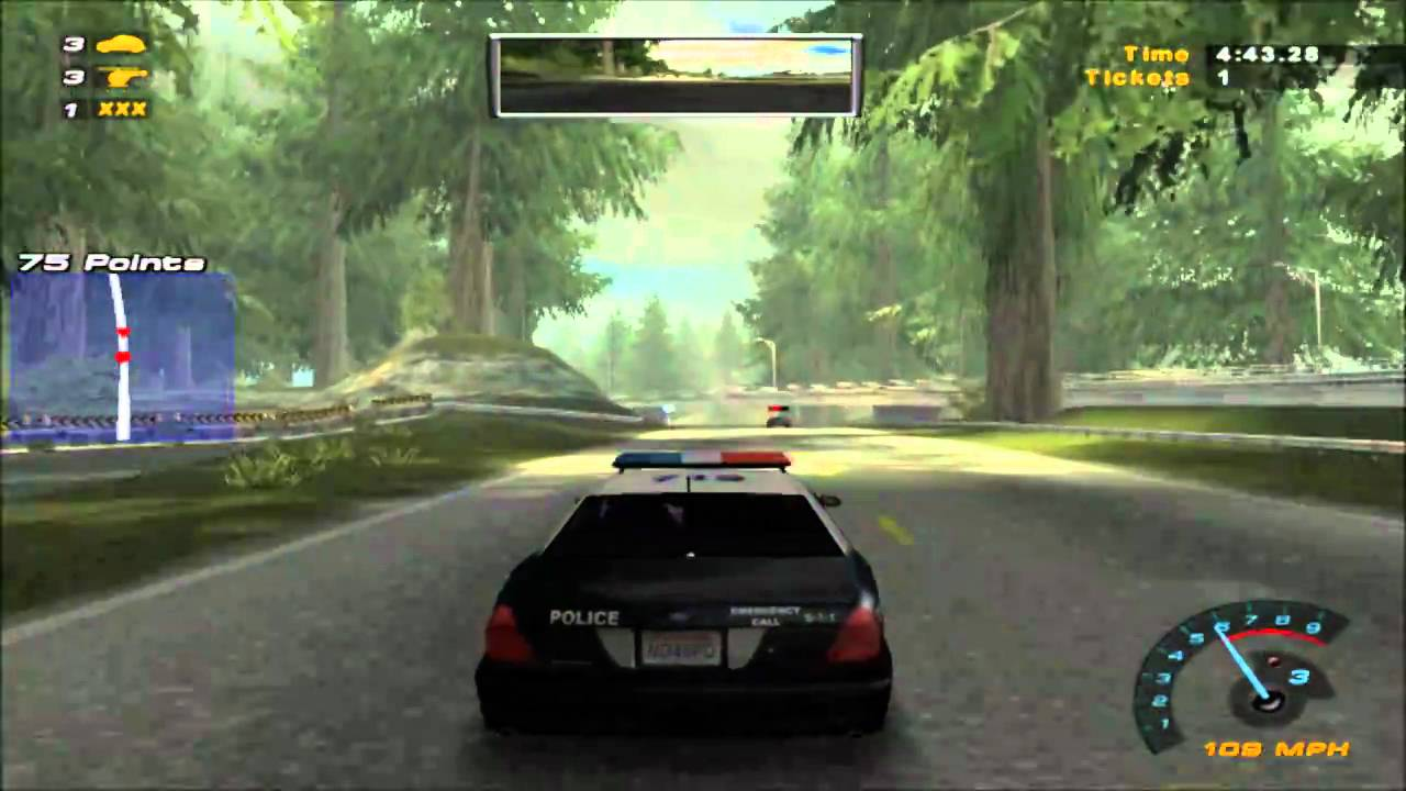 Need For Speed Hot Pursuit 2 Press Kit