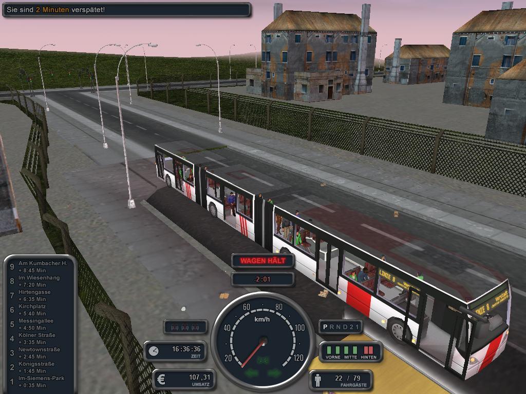 Bus simulator 2008 free download pc game.