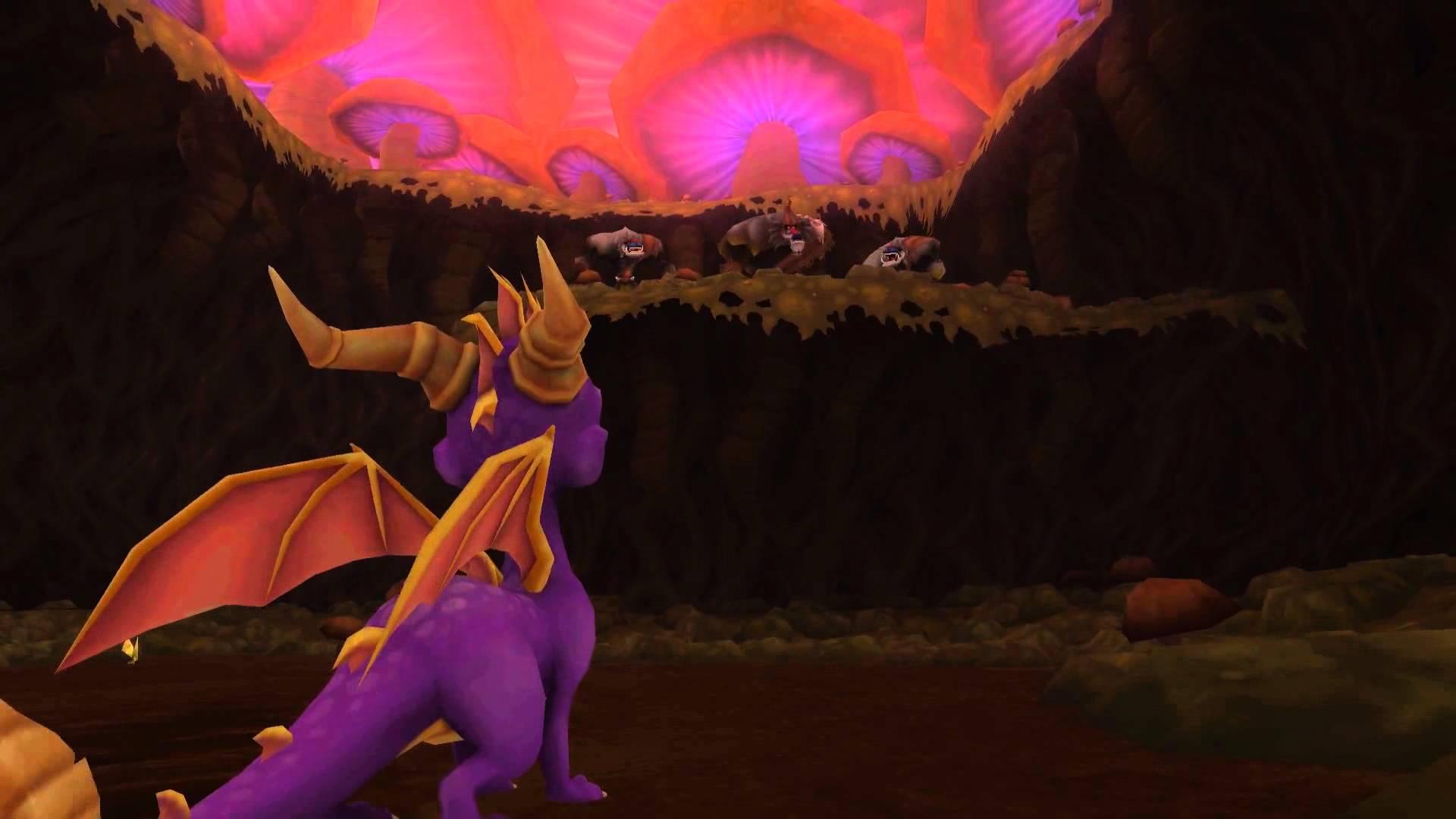 The Legend Of Spyro A New Beginning Press Kit