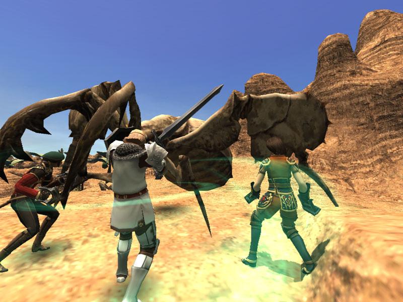 Final Fantasy XI: Chains of Promathia (2004)