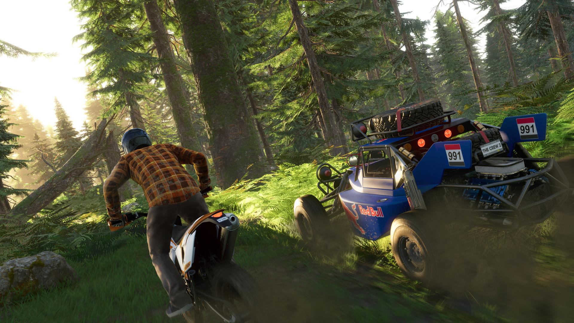 Image 5 of The Crew 2 PC Game Digital Download Price Comparison