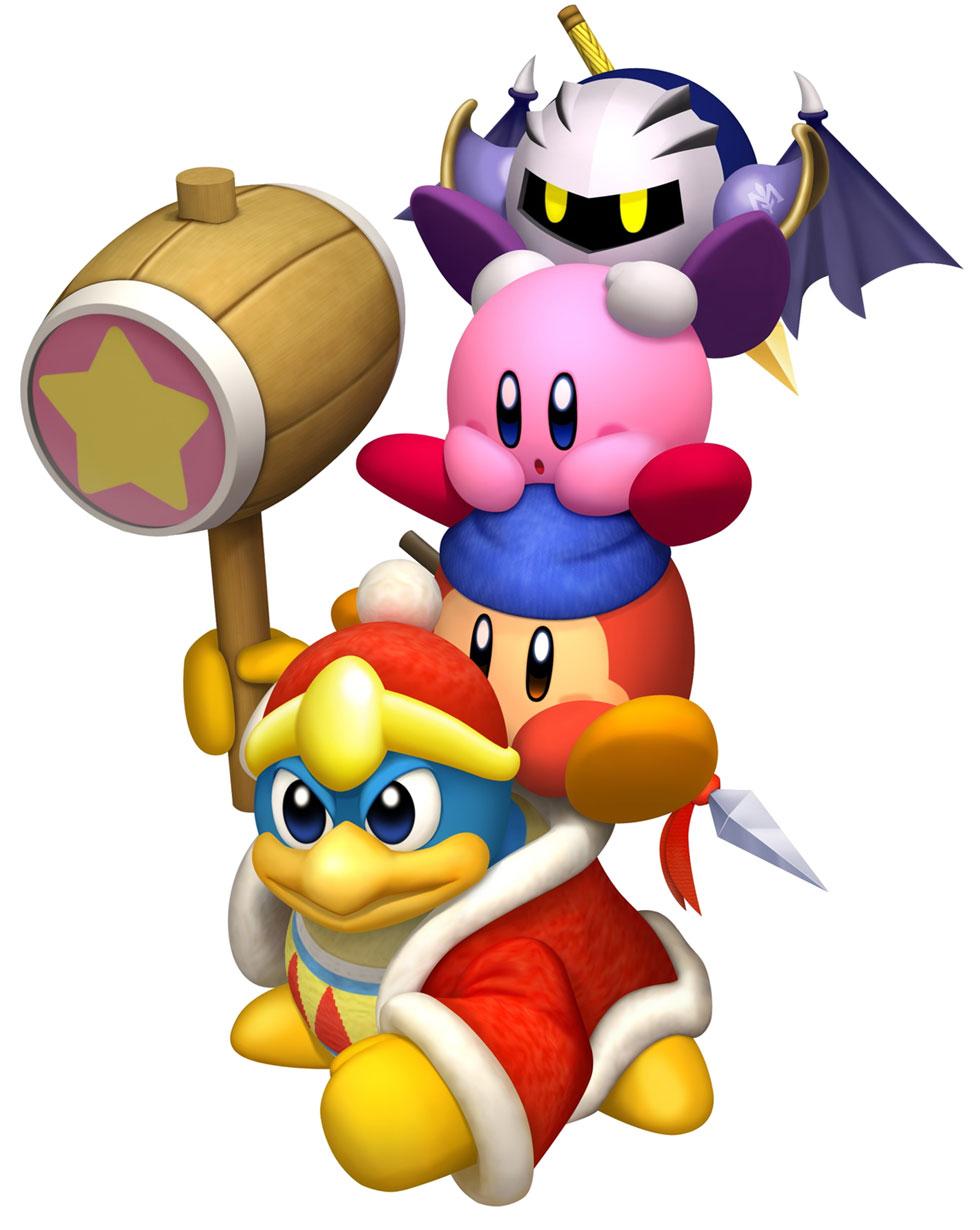 Kirby S Return To Dream Land Press Kit