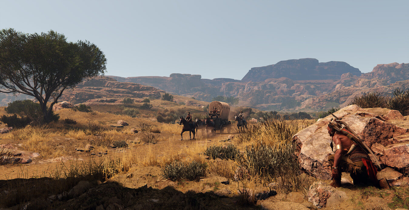 Red Dead Redemption Inspired Open World Survival Game ...