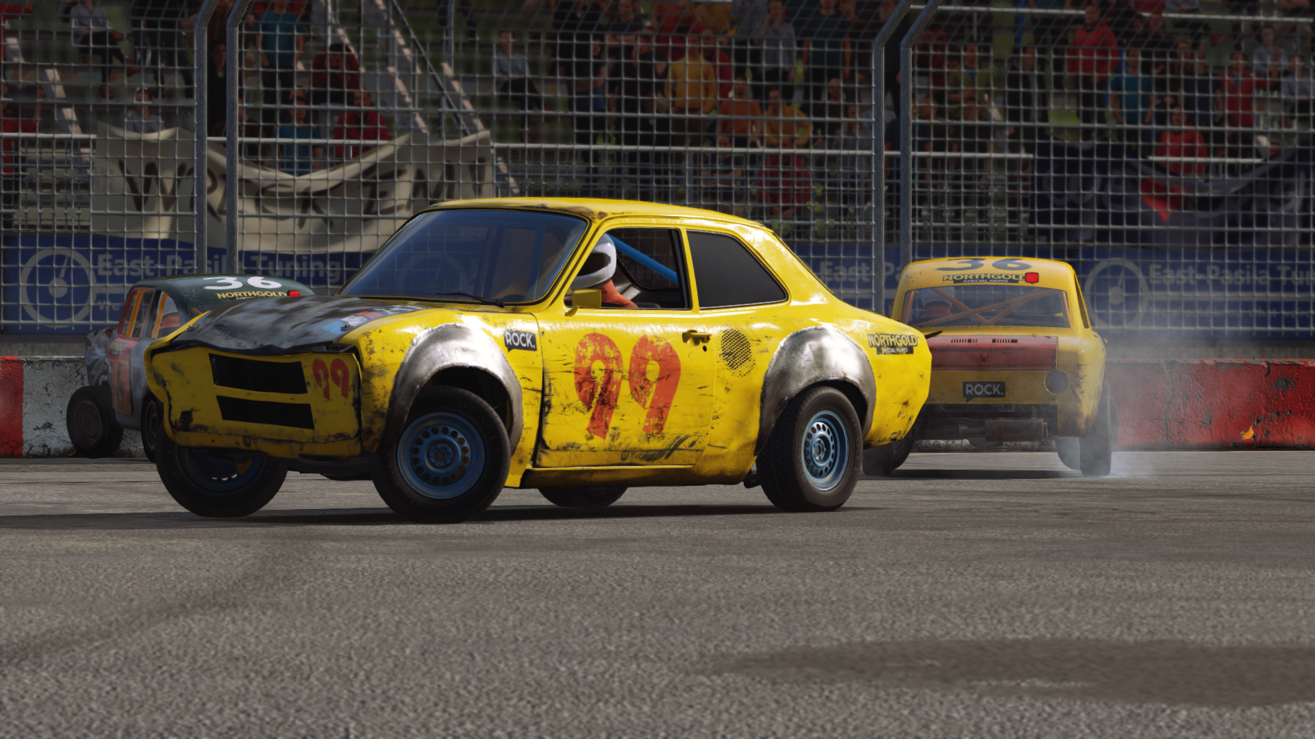 Wreckfest featured image