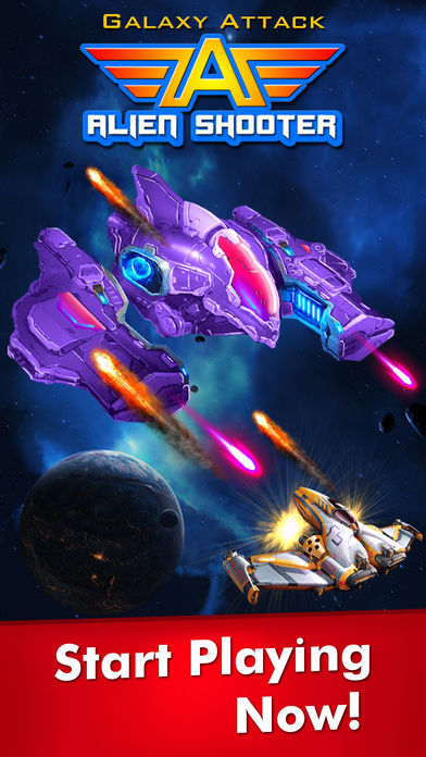 Galaxy Attack: Alien Shooter - Press Kit