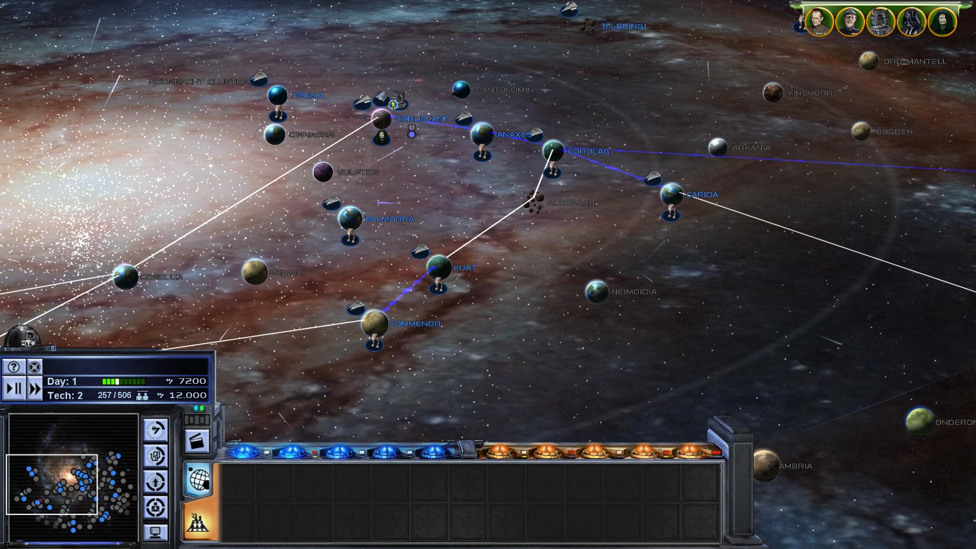 Star Wars: Empire At War (2006)