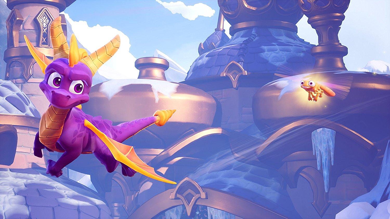 Spyro Reignited Trilogy: il drago purpureo infiamma la Switch! 5
