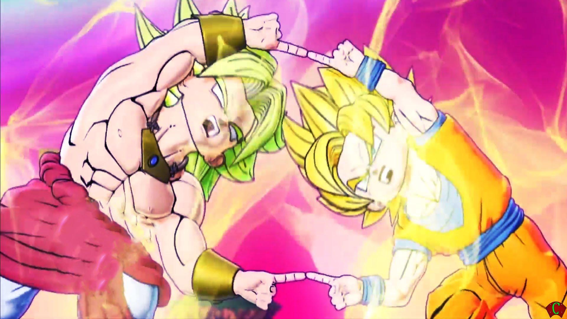 Dragon Ball Fusions (2016)