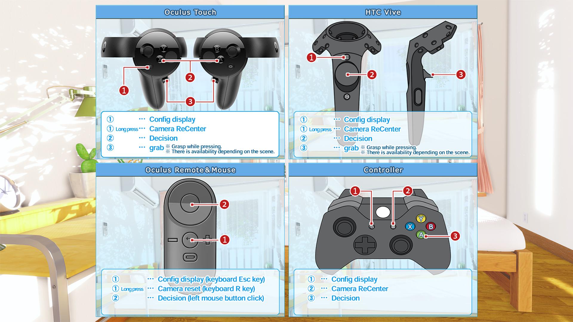 VR Kanojo - Press Kit