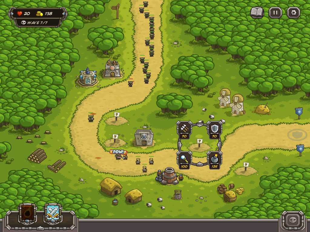 Kingdom Rush (2011)