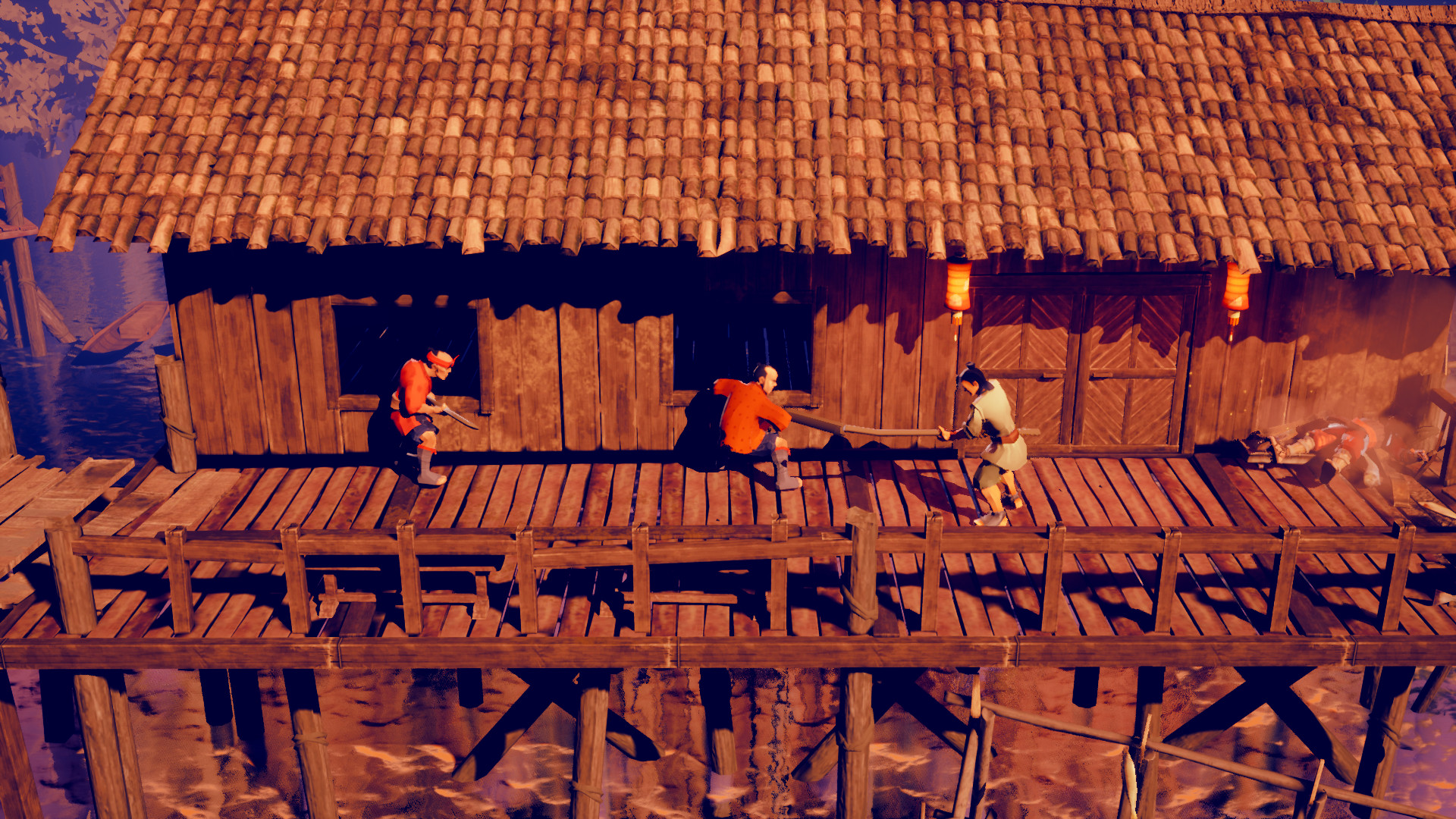 Análisis 9 Monkeys of Shaolin