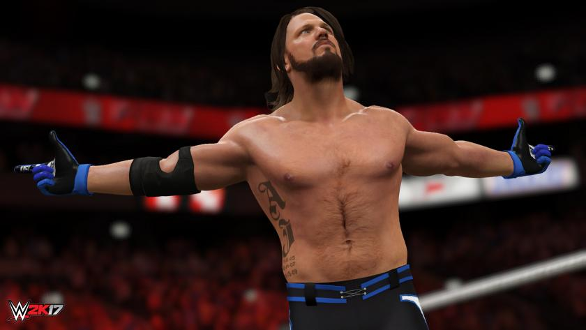 WWE 2K17 Humble Game of the Week