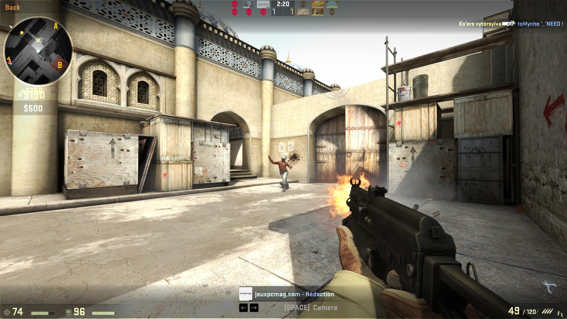 Counter Strike Net