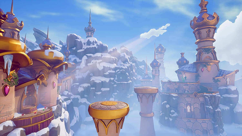 Spyro Reignited Trilogy: il drago purpureo infiamma la Switch! 4