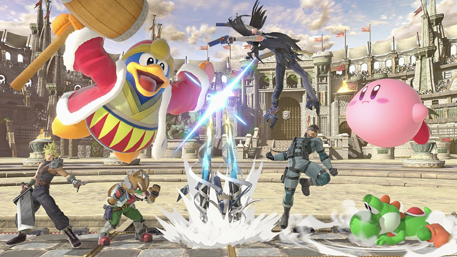 Test Super Smash Bros Ultimate - 3
