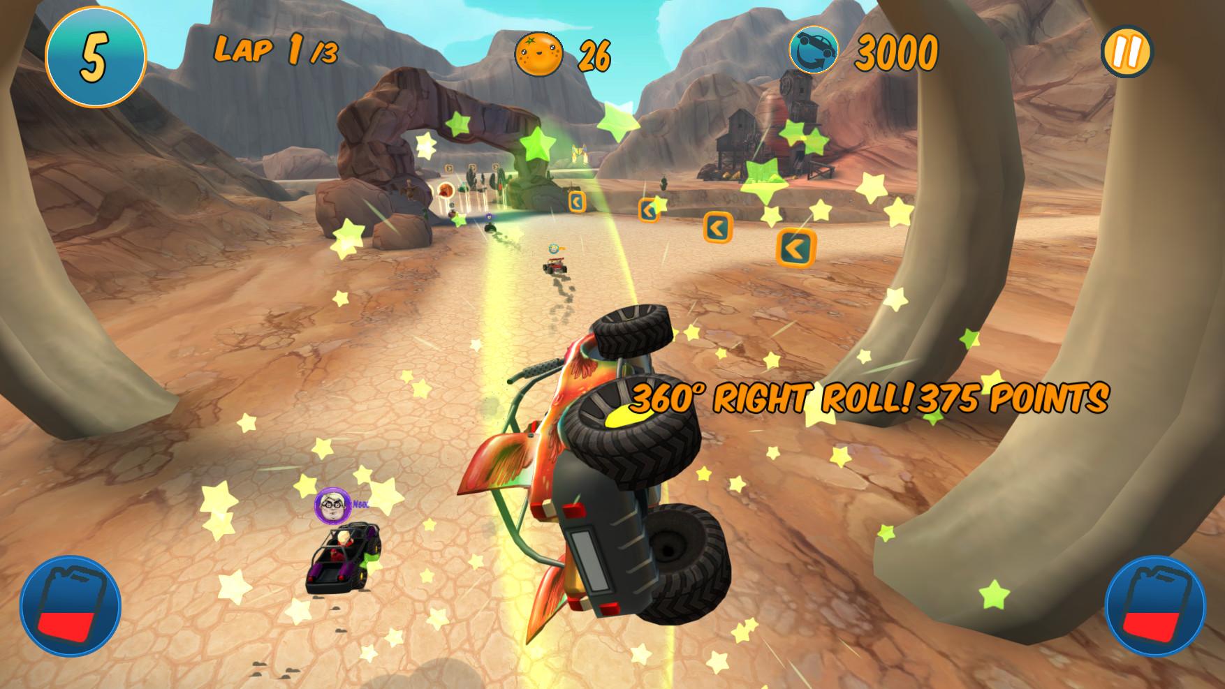 Resultado de imagen de Rally Racers west coast game