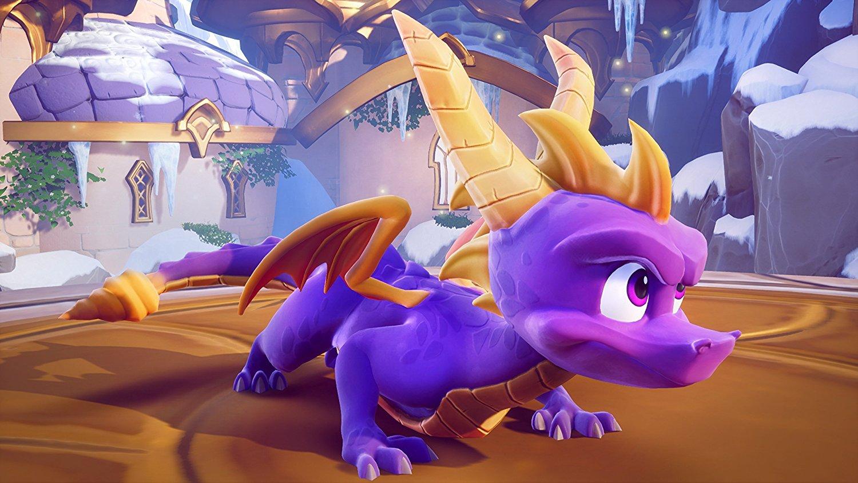 Spyro Reignited Trilogy: il drago purpureo infiamma la Switch! 6