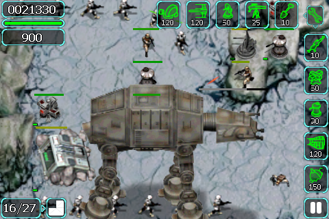 Star Wars: Battle for Hoth (2010)