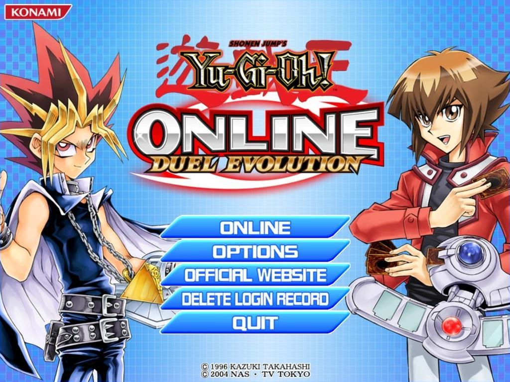 yu-gi-oh online duel accelerator para pc