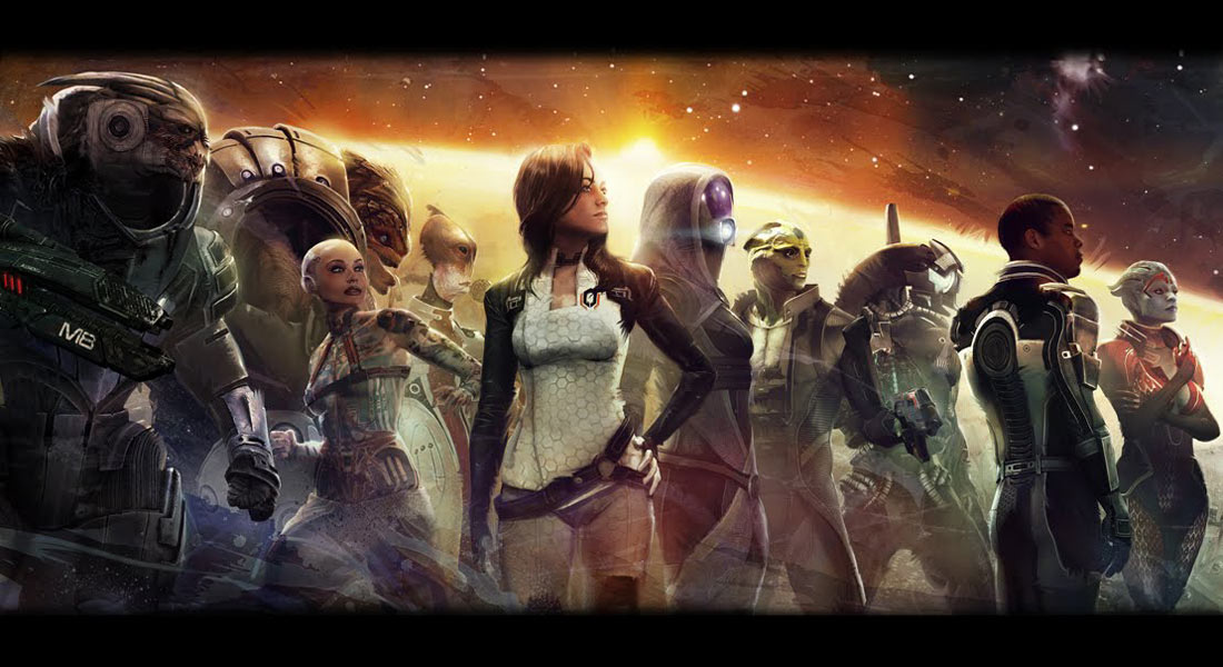 Hudson And Darrah Have Been Involved In Many Of Bioware'S Biggest Successes Since Its Early Days.