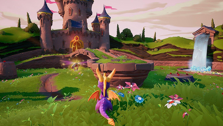 Spyro Reignited Trilogy: il drago purpureo infiamma la Switch! 2