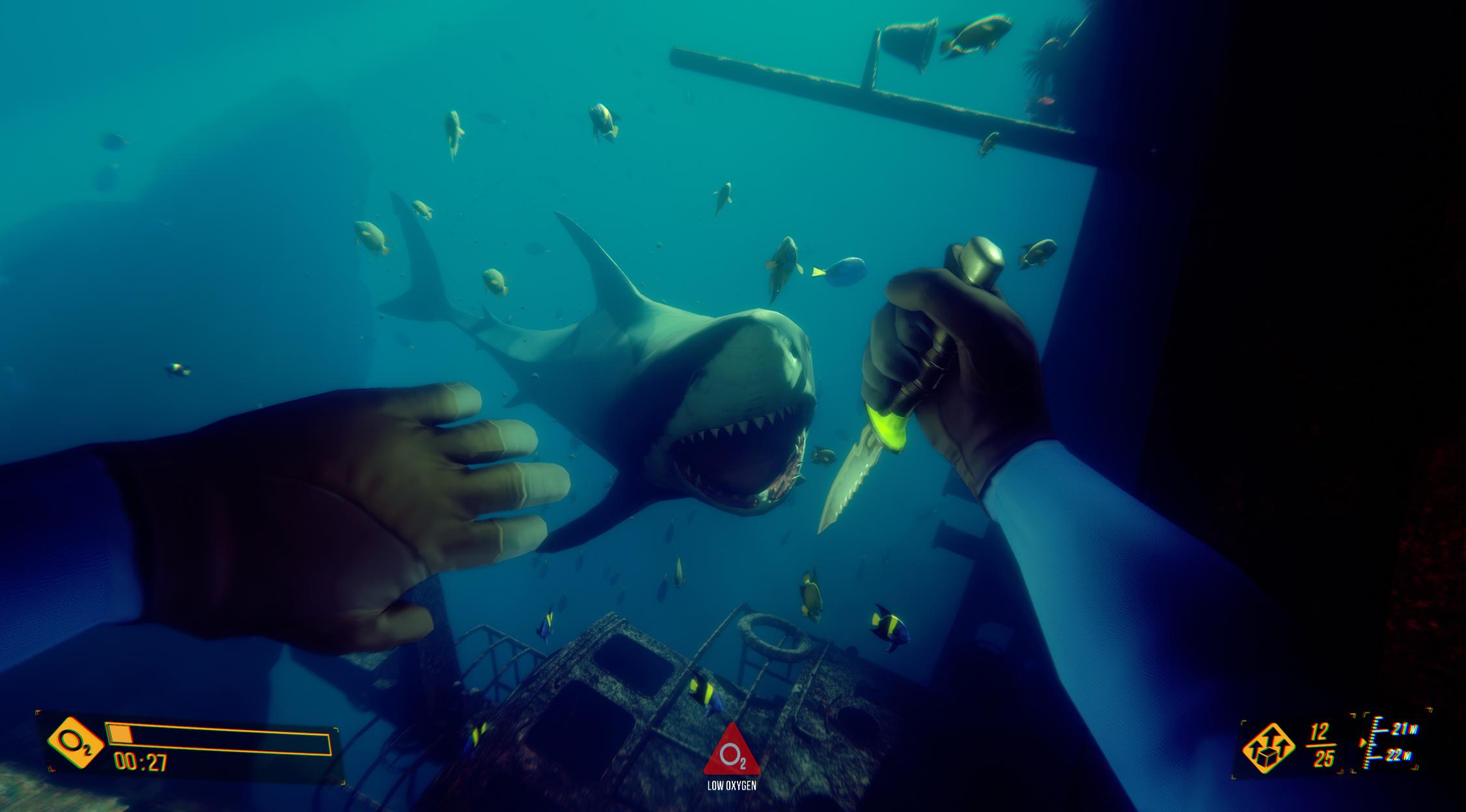 Deep Diving Simulator (2019)