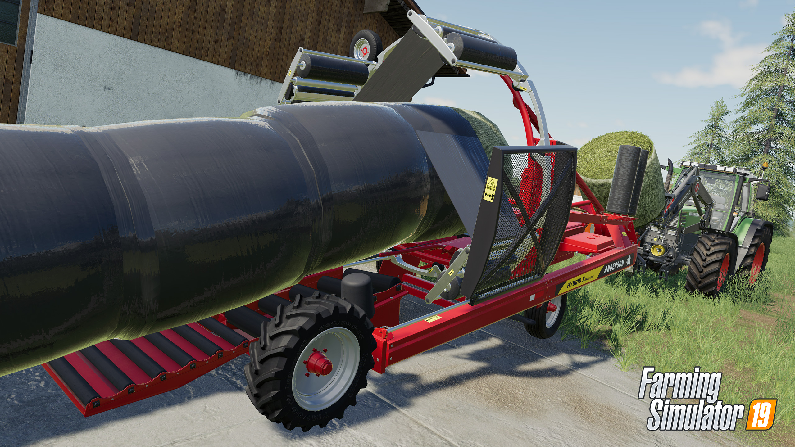 Farming Simulator 19 - Anderson Group - Respawners