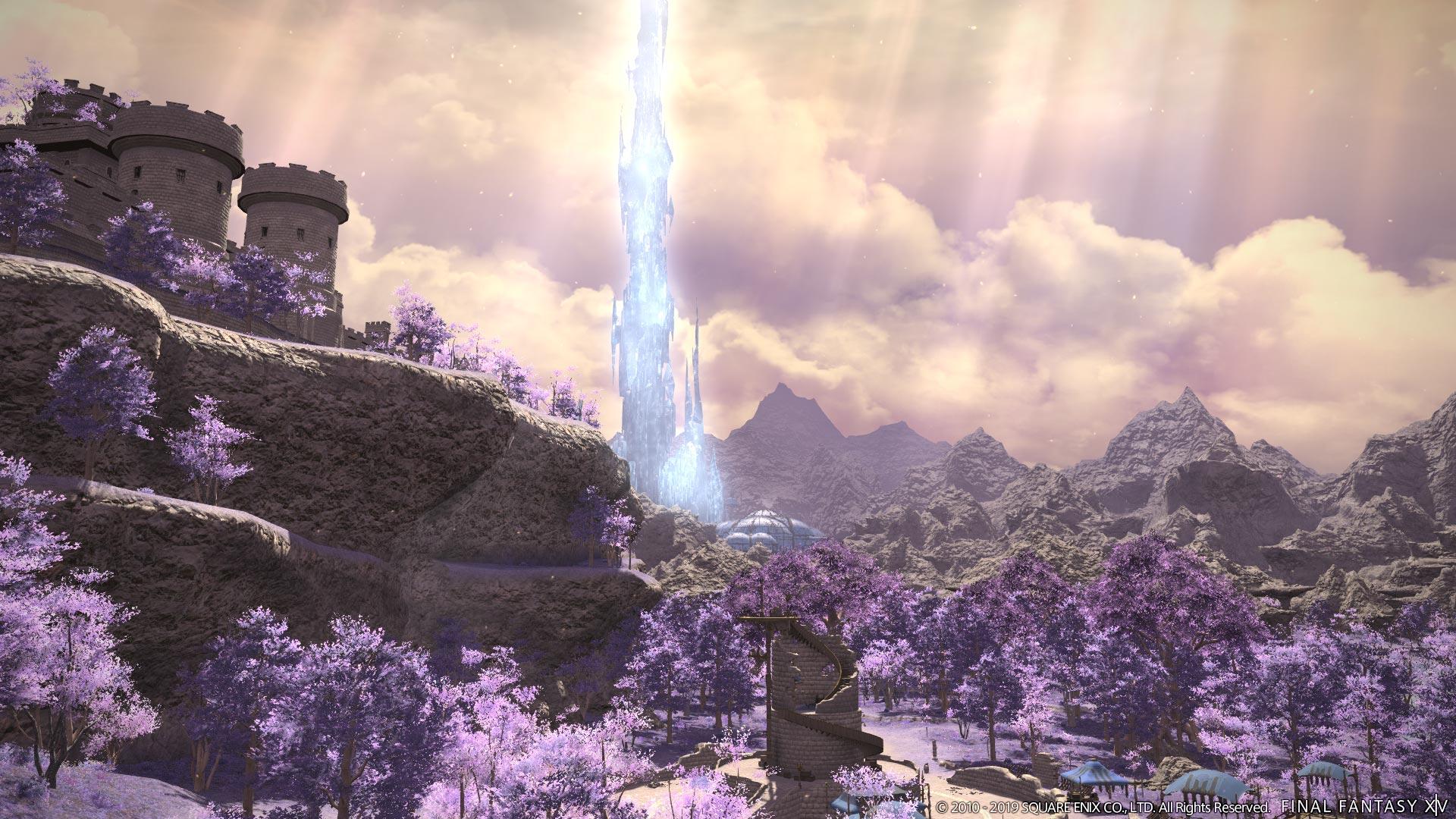 Final Fantasy XIV: Shadowbringers - Press Kit