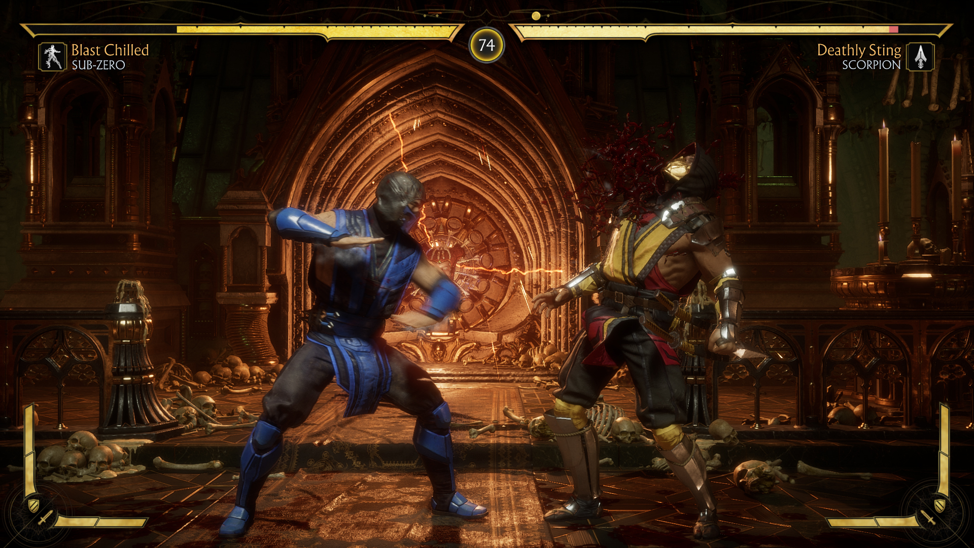 mortal kombat 11 archives
