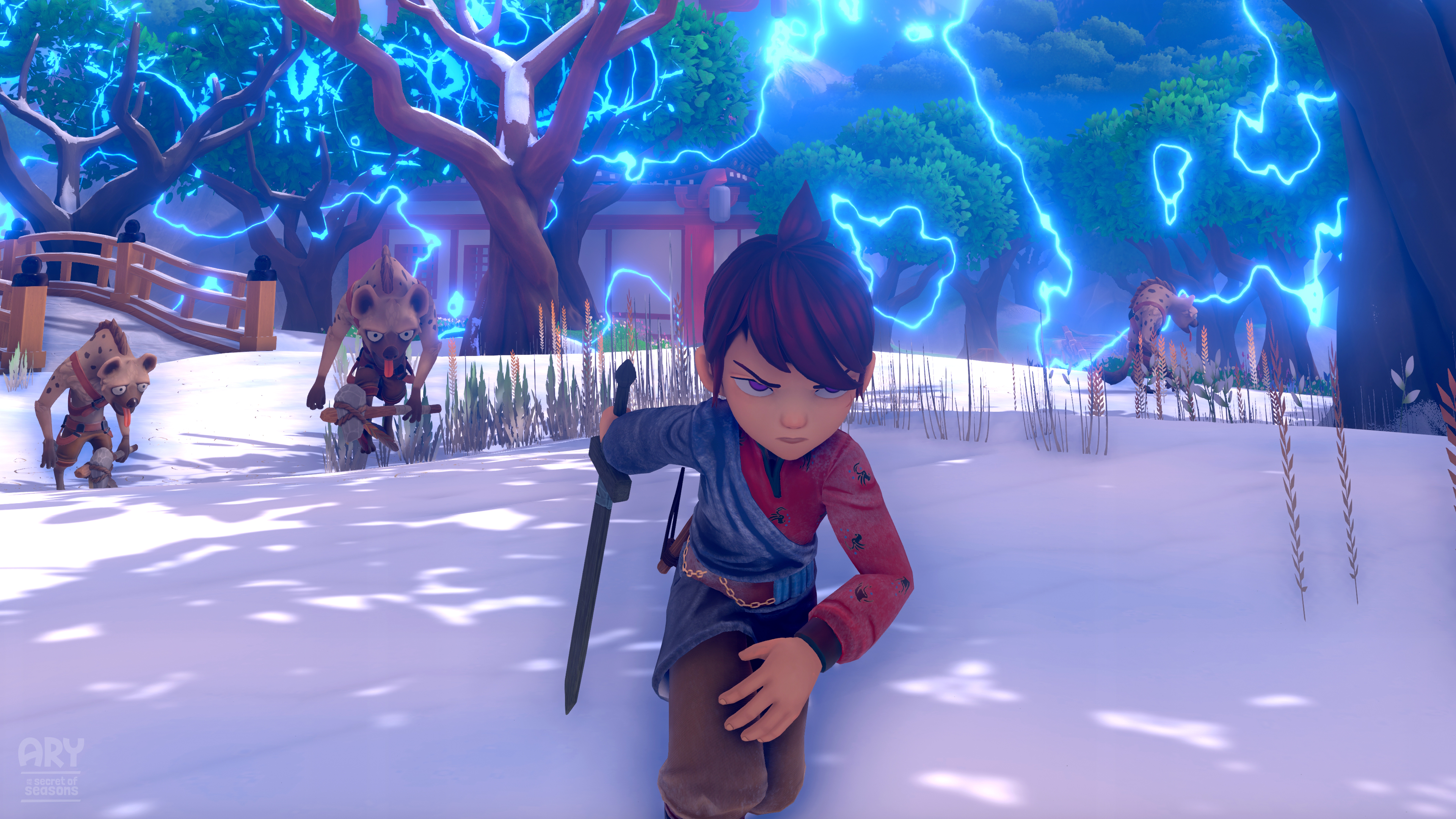 Primeras impresiones Ary and the Secret of Seasons