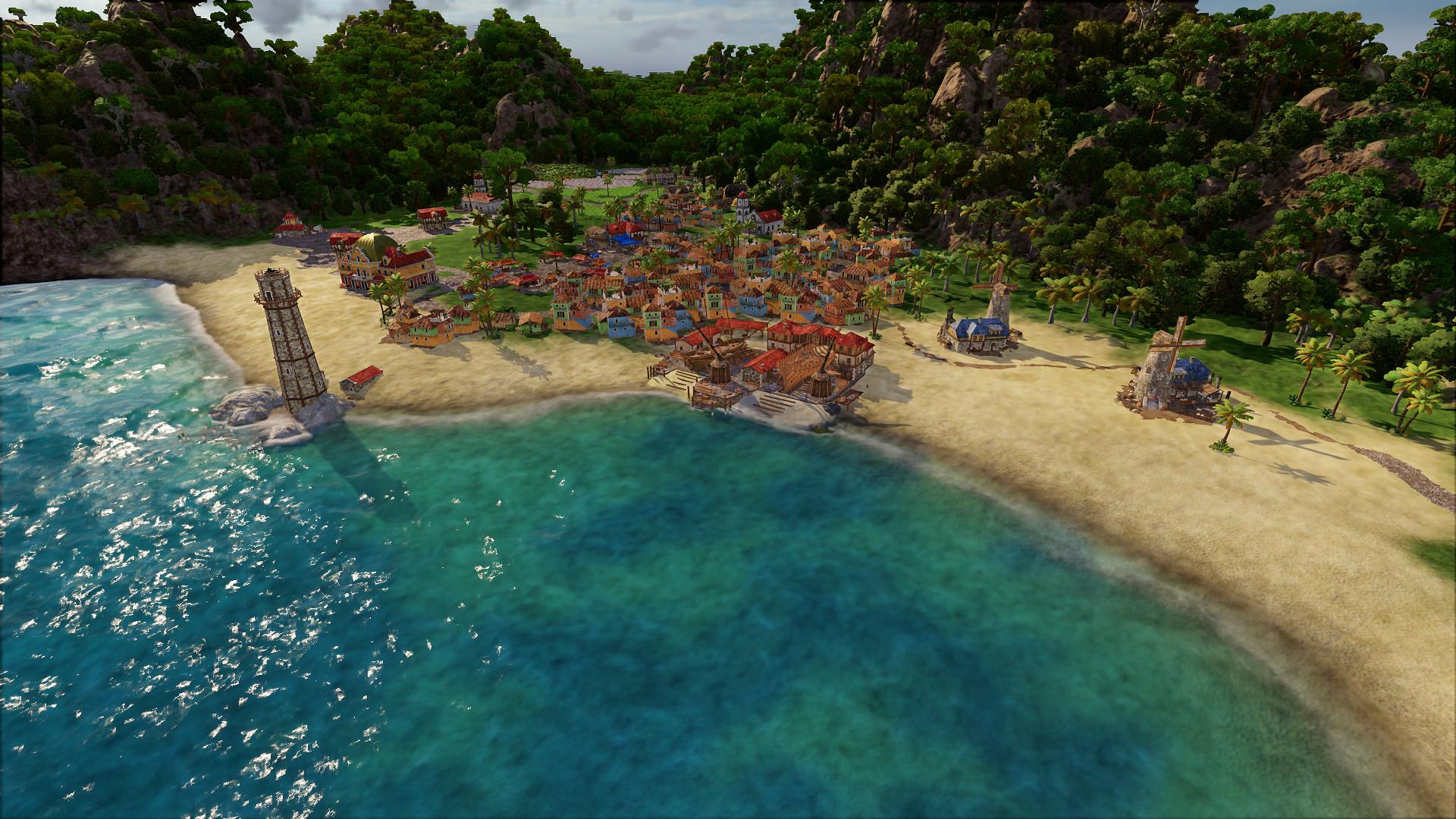 nueva actualización de Port Royal 4