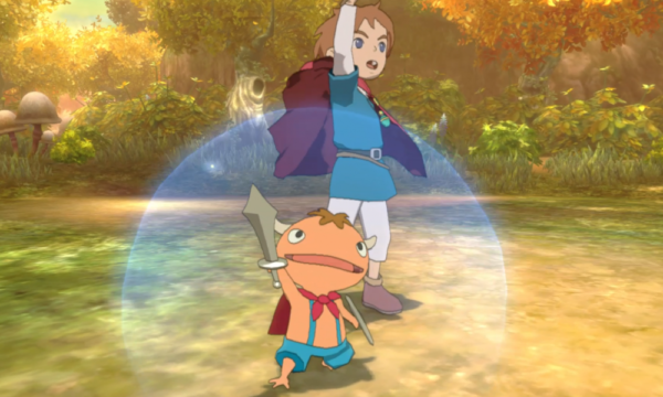 Ni No Kuni Wrath Of The White Witch For Nintendo Switch