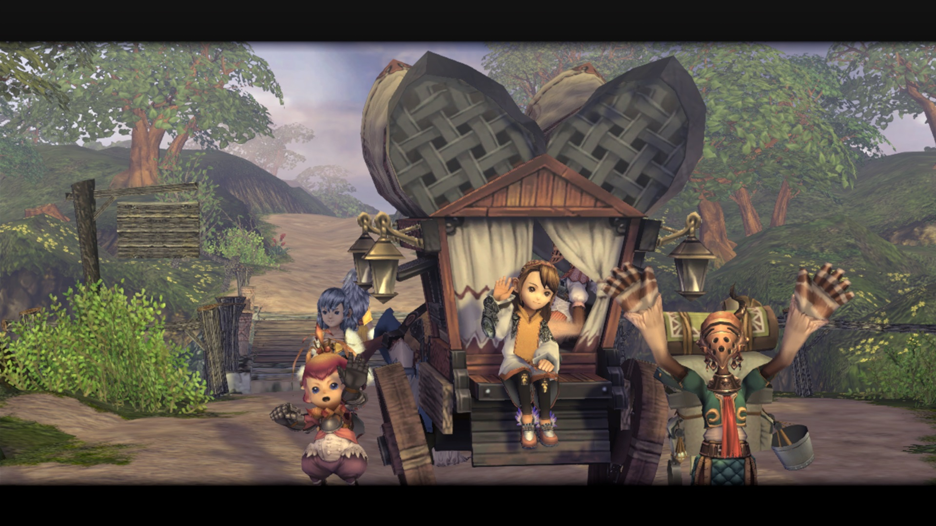 Análisis de Final Fantasy Crystal Chronicles Remastered