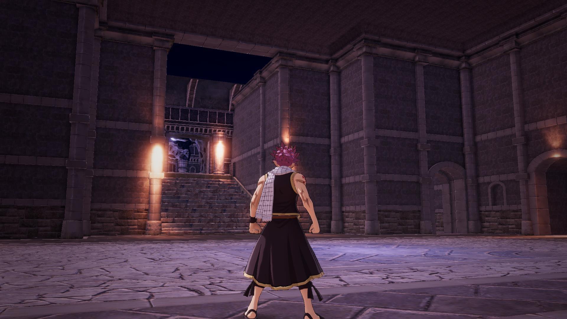 Análisis Fairy Tail videojuego