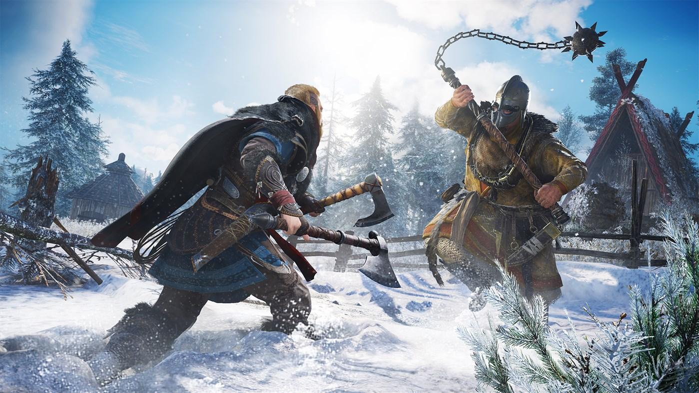 Análisis Assassin's Creed: Valhalla