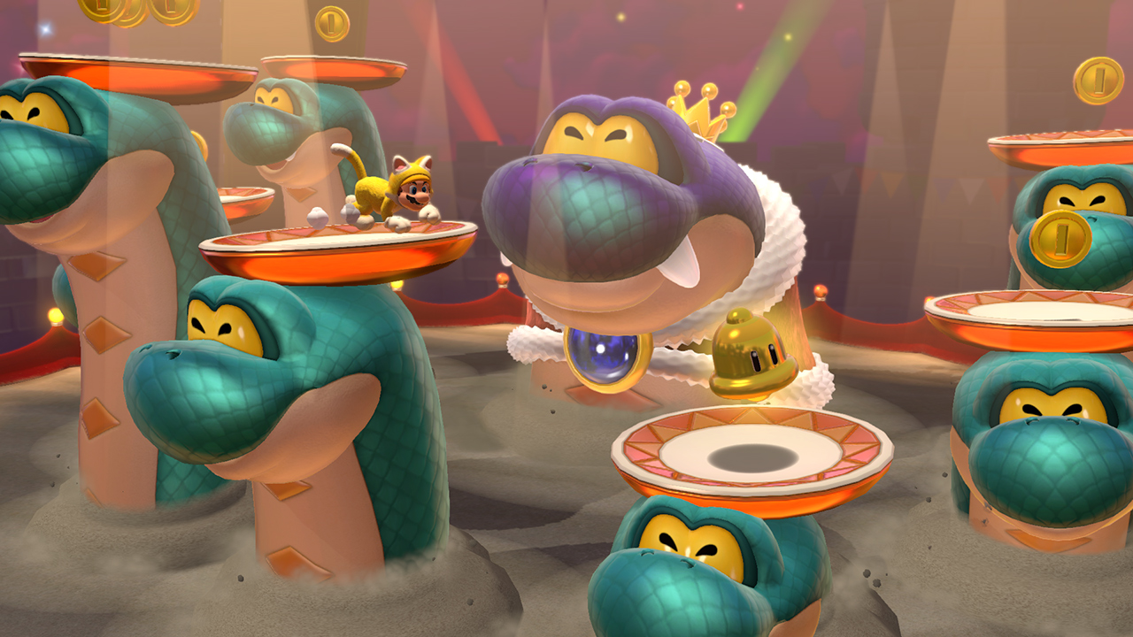 Análisis de Super Mario 3D World + Bowser's Fury