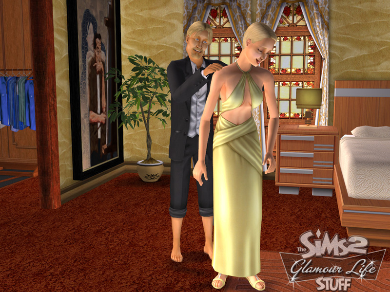 There Are Far More Images Available For The Sims 2 Glamour Life Stuff But These Ones We Felt Would Be Most Useful To You