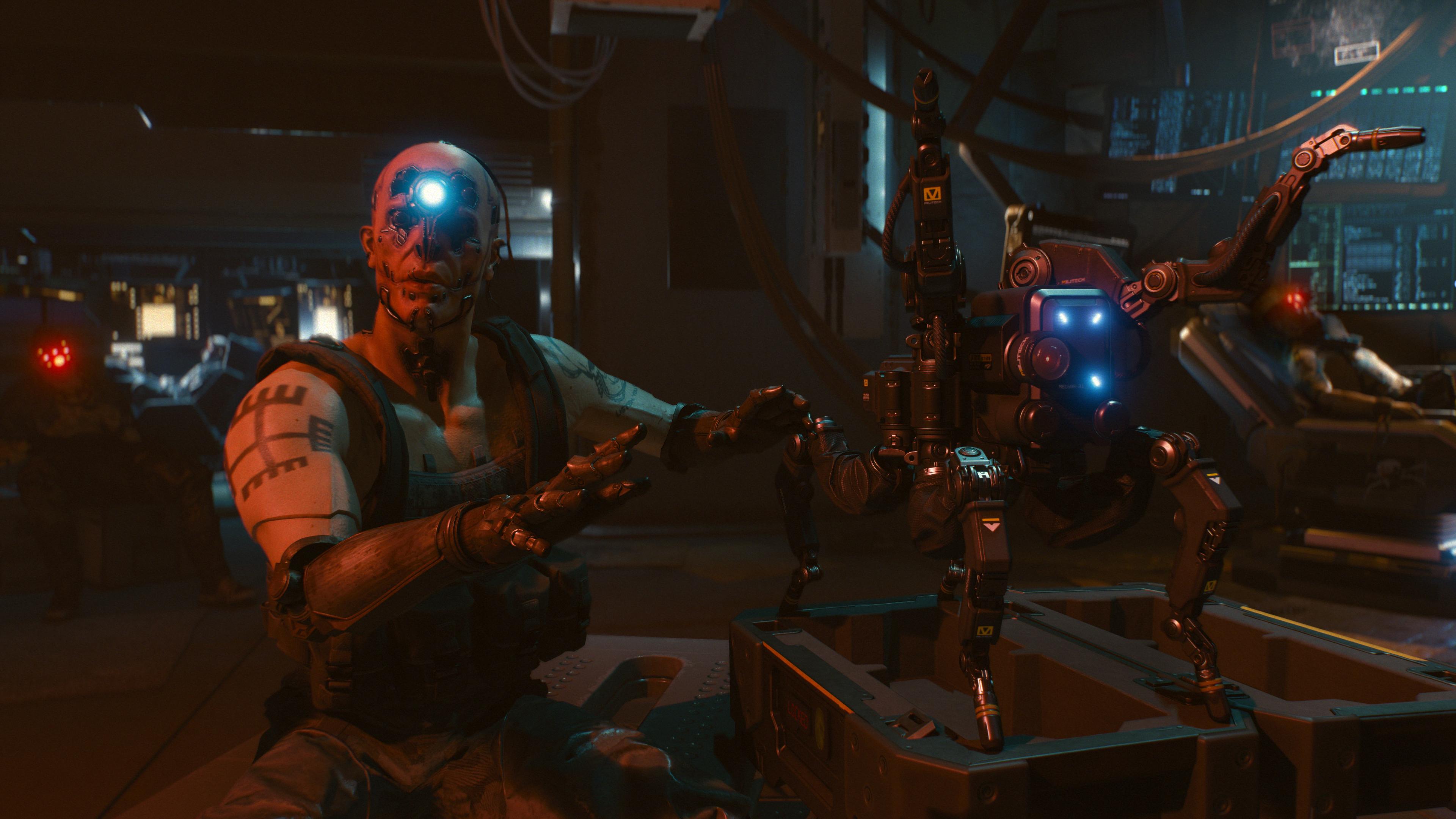 Game Cyberpunk 2077 2019 64