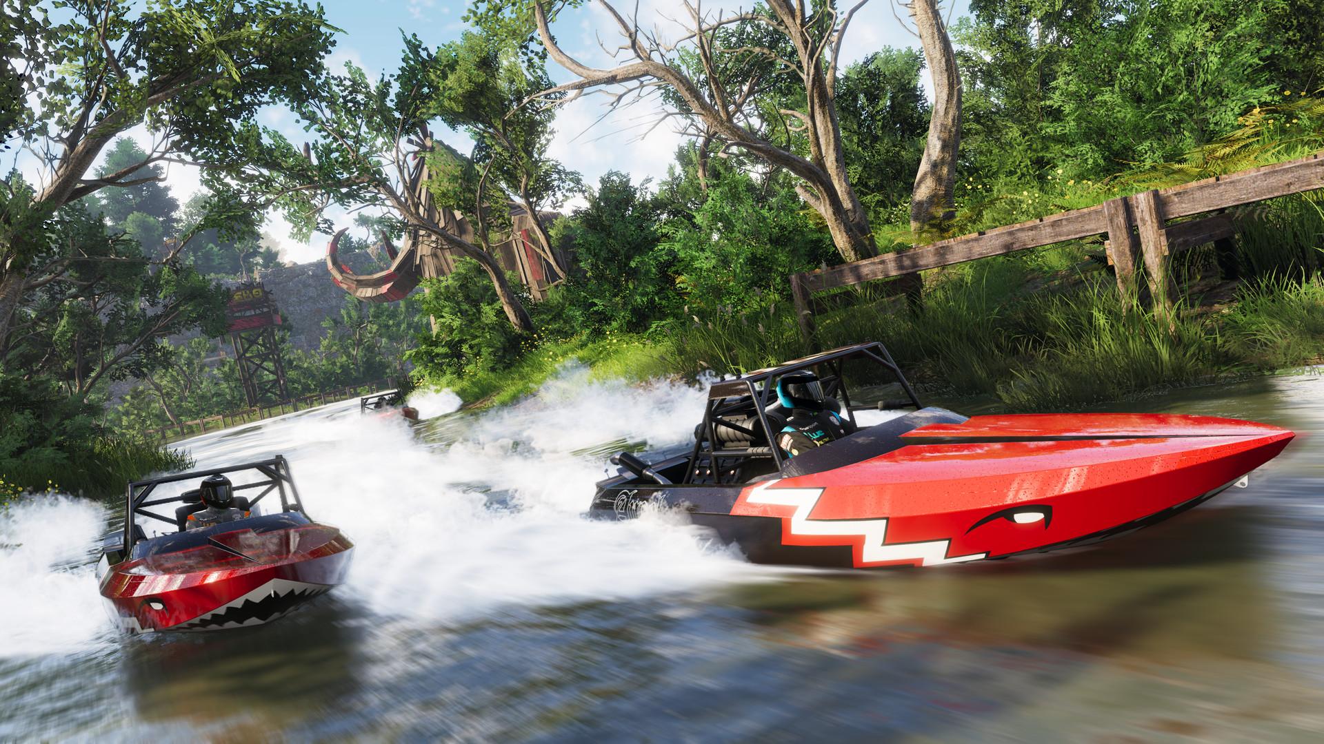 Image 1 of The Crew 2 PC Game Digital Download Price Comparison