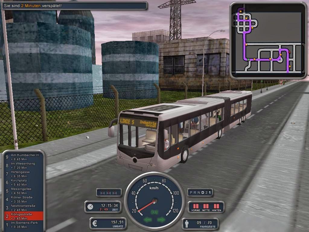 bus simulator 2016 free