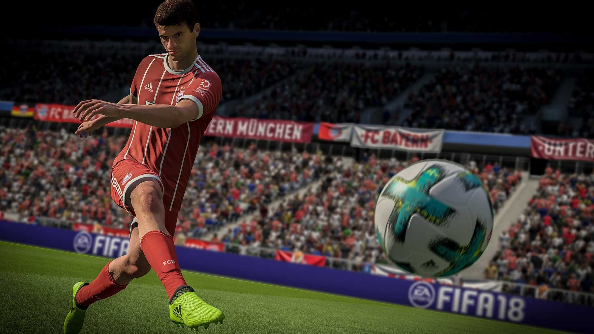 Image result for fifa 18 press screenshots