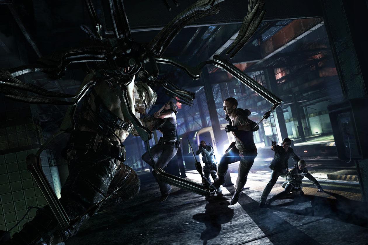 Resident Evil 6 Press Kit
