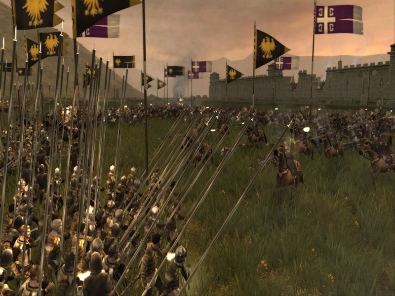 Medieval II: Total War (2006)