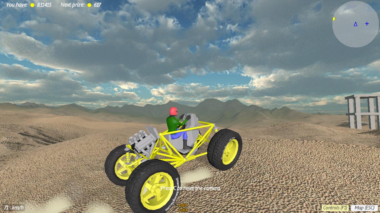 Dream Car Racing 3D - Press Kit