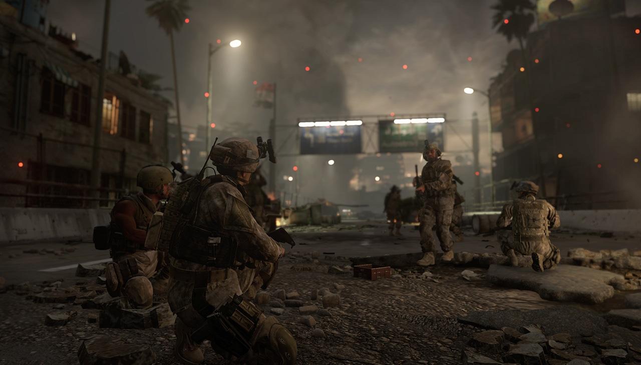 Call of Duty: Modern Warfare Remastered (2016)