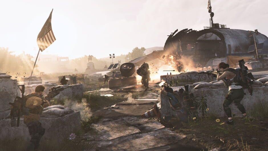 online 4 player coop war game
