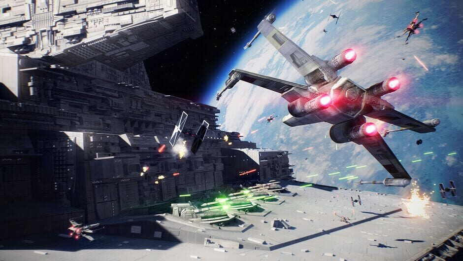 EA is no longer the exclusive studio for Star Wars games, despite a ten-year deal signed in 2013.