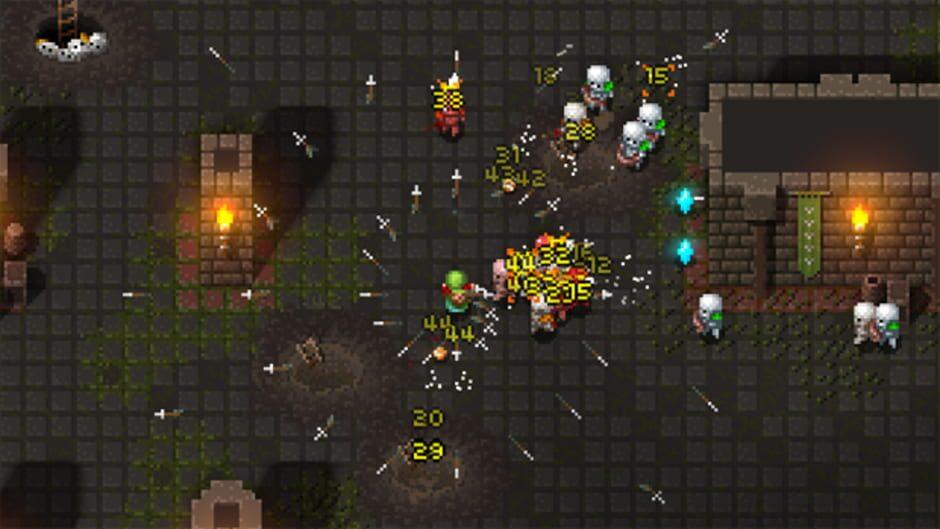 top down 4 player online coop games