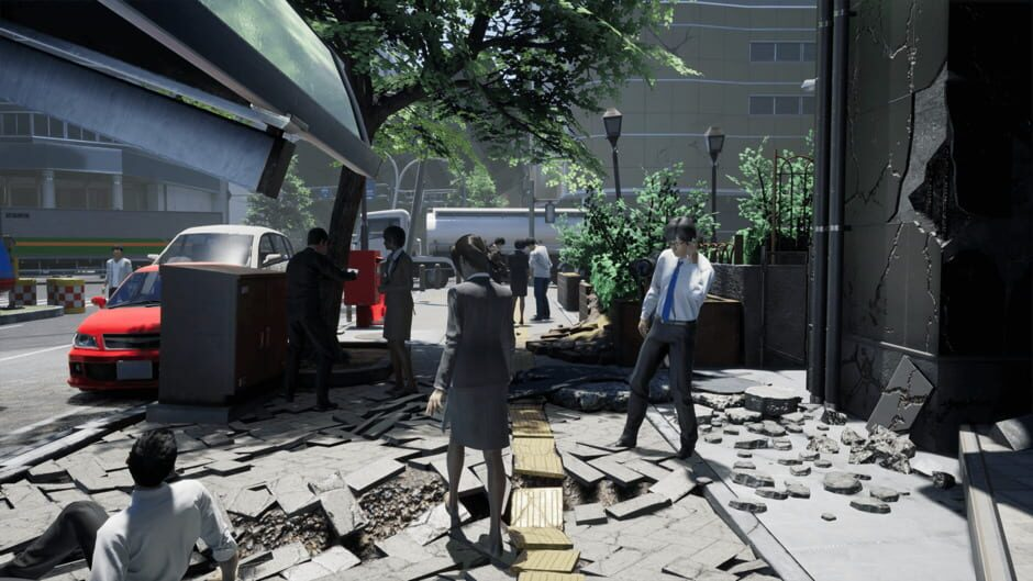 disaster report 4 - test