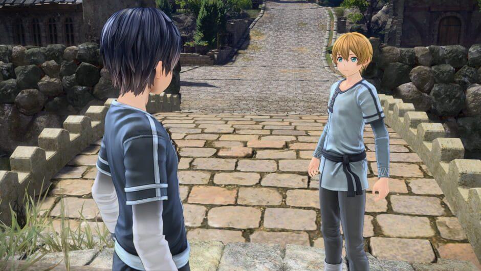 Análisis Sword Art Online: Alicization Lycoris